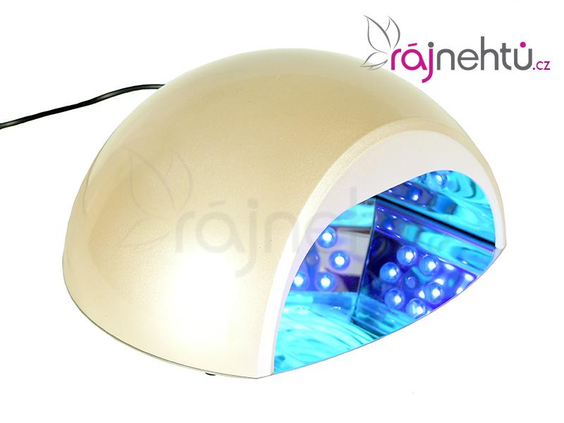 LED UV LAMPA  CCFL-LED - meruňková